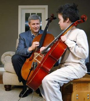 memo from stephen harper to all canadian children