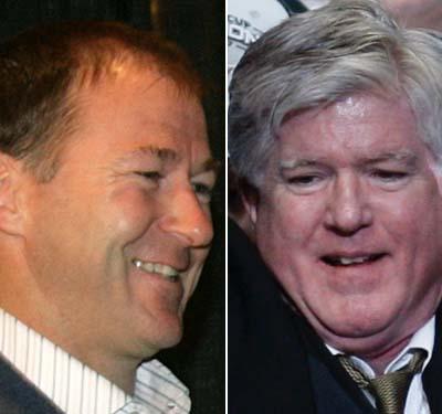 Which NHL club will land Brian Burke?