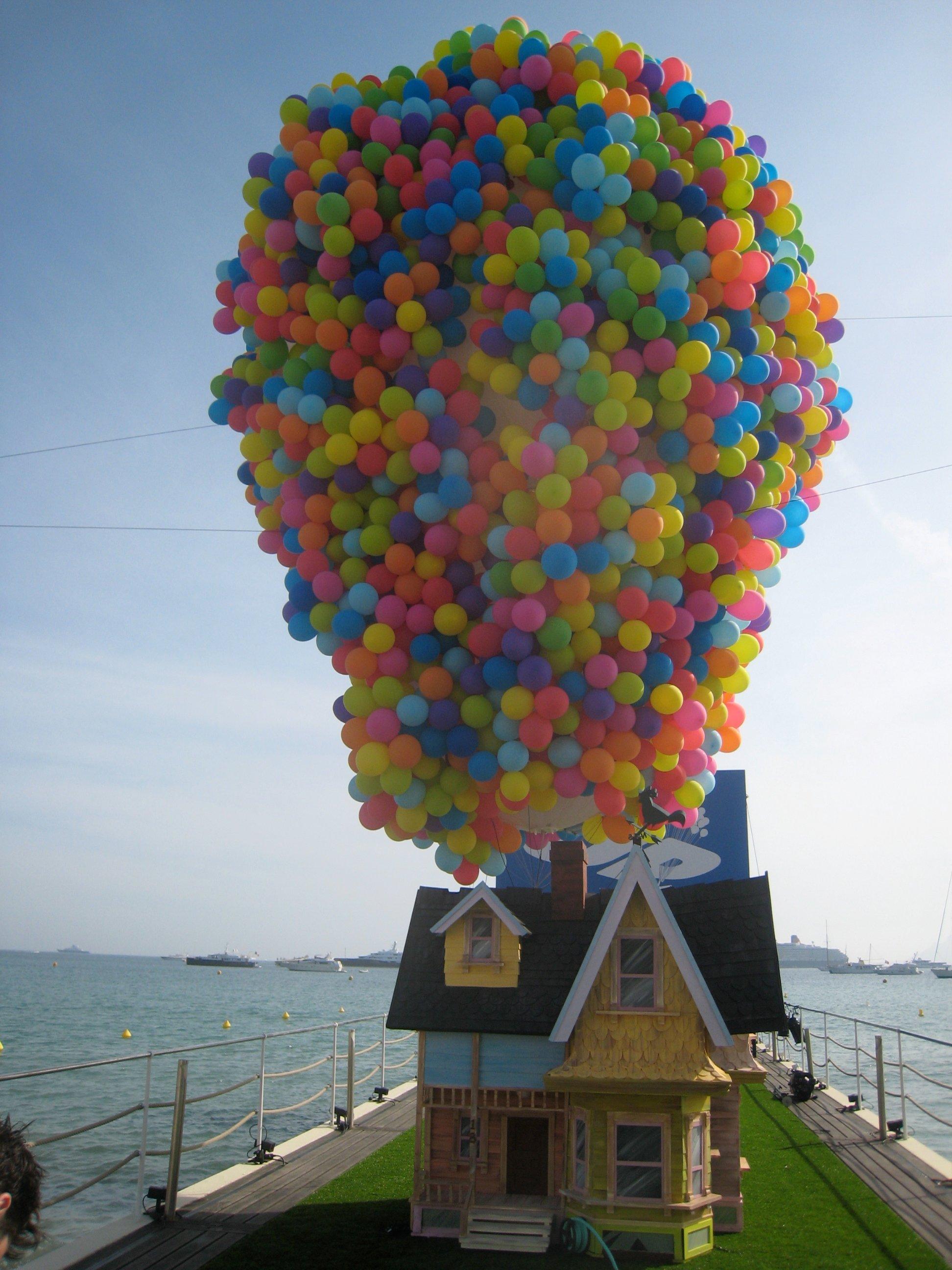 Up House Balloons Pixar | www.pixshark.com - Images ...