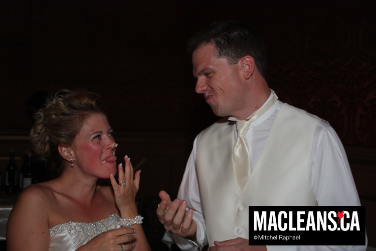 Wedding bells ring in Ottawa as Liberal MP Mark Holland ties the knot