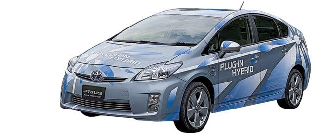 Electric Cars, Toyota, Prius