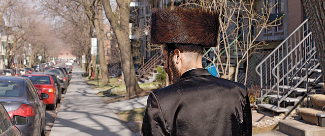 Outremont, Montreal, Hasidic Jews