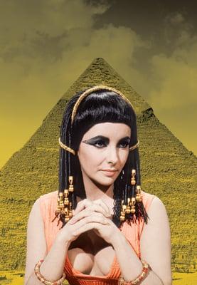 Cleopatra, Shakespeare,