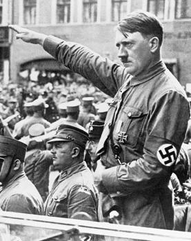 Hitler, Nazis, Europe
