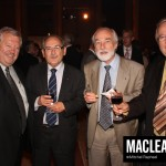 Bloc MPs Roger Gaudet, Jean Dorion, Yves Lessard and Louis Plamondon