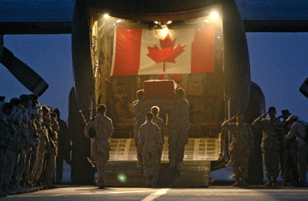 Harper's war on two fronts