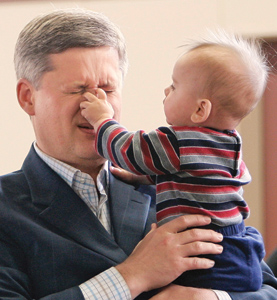 What Harper really thinks