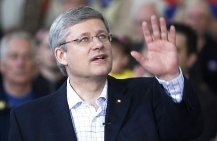 The Commons: The daring Mr. Harper