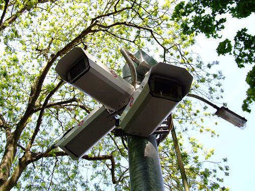 CCTV in London