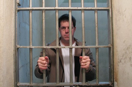 Man In Jail By Mr Thomas On Flickr