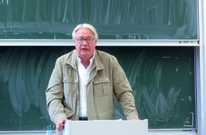Professor by Rainer Ebert on Flickr