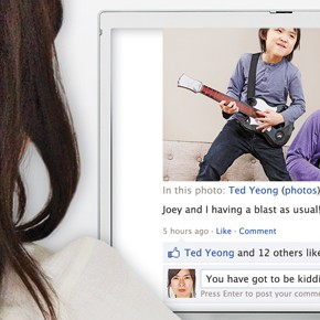Ex-wives rail about phony Facebook dads