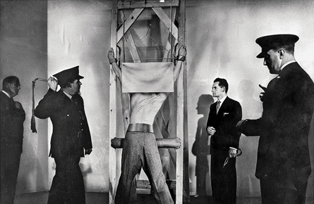 Is flogging less cruel than jail time?