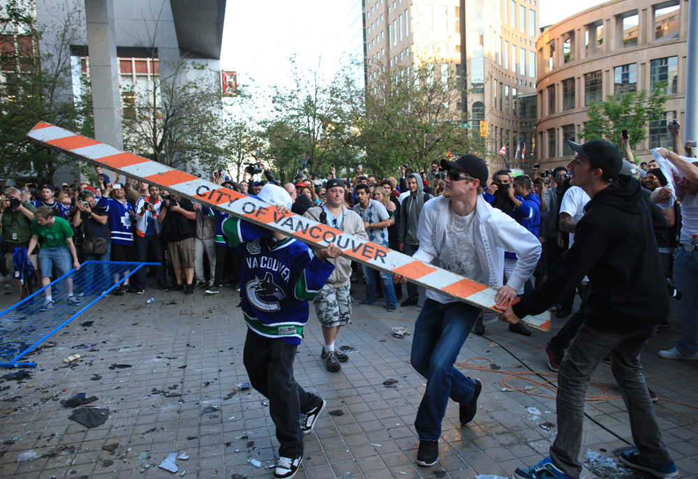Last two Stanley Cup rioters sentenced to time behind bars for assault