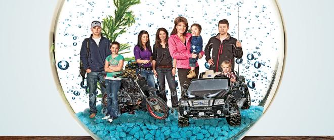 The Palin family fishbowl