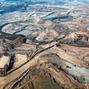 Choking the oil sands
