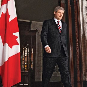 Harper's majority rules
