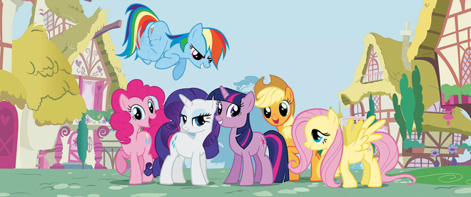 Men who love 'My Little Pony'