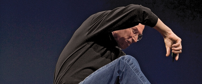 Freedom to fail is what made Steve Jobs