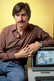 Steve Jobs & Apple II