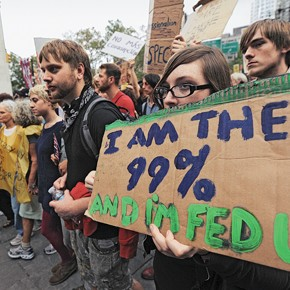Putting the 'owe' in occupy