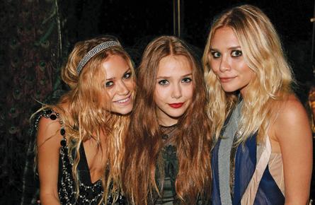 The Olsen Twins Fashion Show