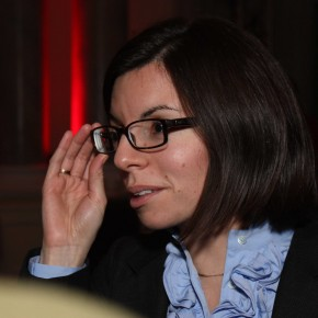 NDP leadership hopeful Niki Ashton.