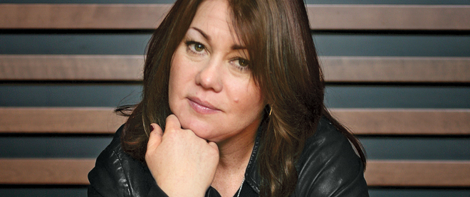 Jann Arden's down-and-out days