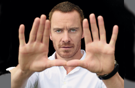 The many faces of Michael Fassbender