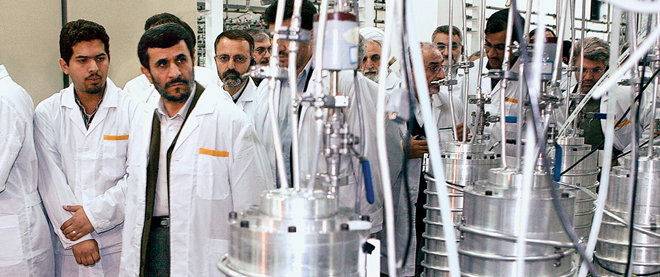 What to do about Tehran's push for nukes?