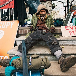 My occupy (a job) movement