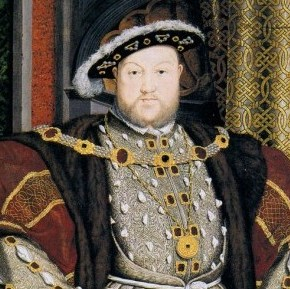 King Henry VIII from Wikimedia Commons