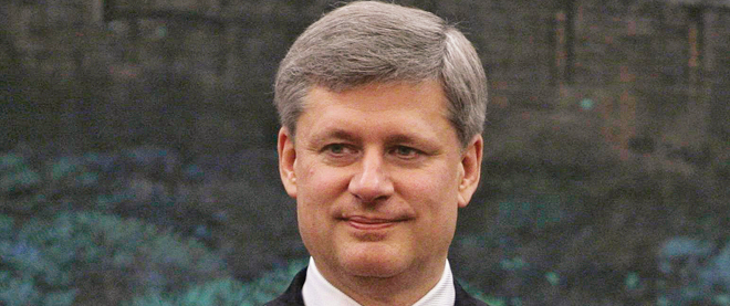 Harper's sleepy majority