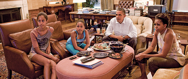 First family ties