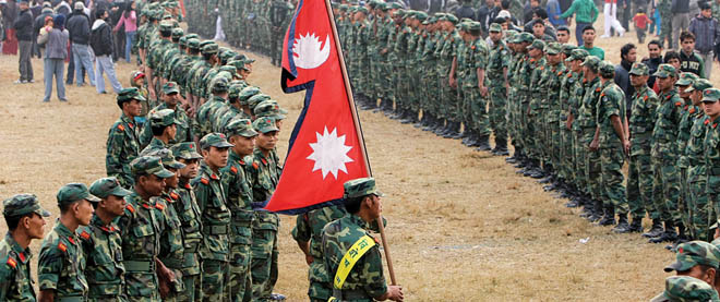 What to do with the maoists?