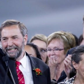 Thomas Mulcair;