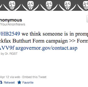 Arizona_Anonymous_Butthurt rotator