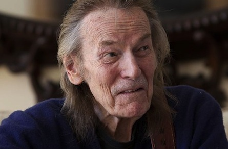 Lightfoot at 73: his motto is 'don't stop now'