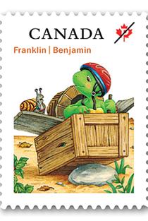 Franklin goes postal