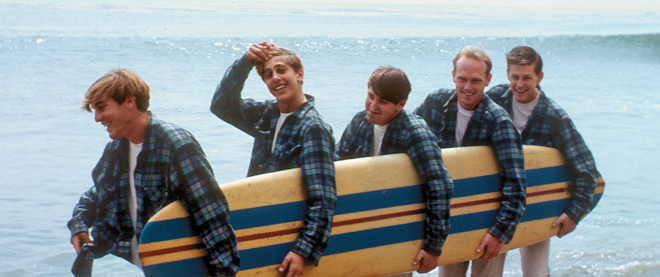 The Beach Boys Have A Senior Moment