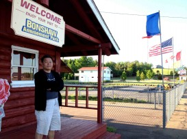 Miller Choi and the Bonshaw Amusement Park