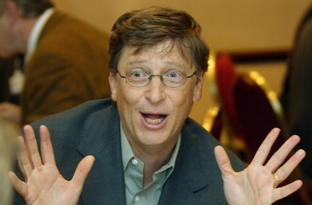 Bill Gates to spend $1.1 million on 'mood bracelets'