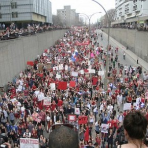 Photo by Socialist Canada/Socialist Quebec