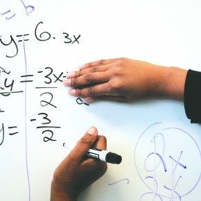 Montgomery County pushes elementary and middle school students harder in mathematics