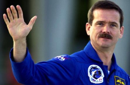 'We have liftoff! God Speed @Cmdr_Hadfield!'