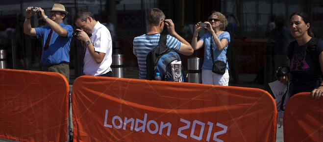 An Olympic identity crisis