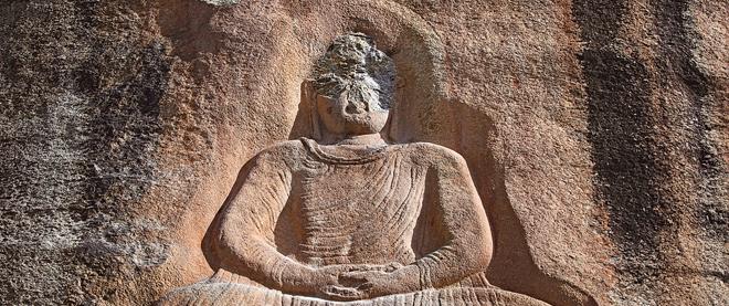 Putting Buddha together again