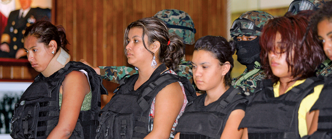 Mexican drug cartel 'queenpins' - Macleans ca