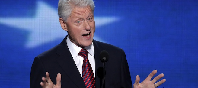 Ford shatters Canadian stereotypes, Bill Clinton tells Jimmy Kimmel