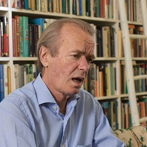 Martin Amis on leaving England and finding America